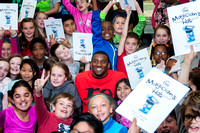 Author Malcom Mitchell visit